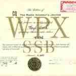 SSB WPX