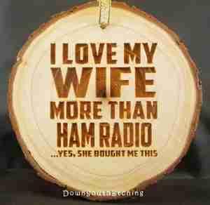 A Hams Wife